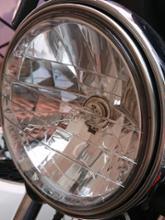 CB400 SUPER FOUR HYPER VTEC spec3M&Hマツシマ ハロゲンヘッドランプ H4の全体画像