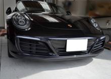 911 (クーペ)ポルシェ(純正) Sports chassis lip spoilerの全体画像
