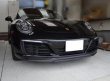 911 (クーペ)ポルシェ(純正) Sports chassis lip spoilerの単体画像