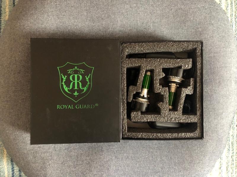 Royal Guard LEDフォグ