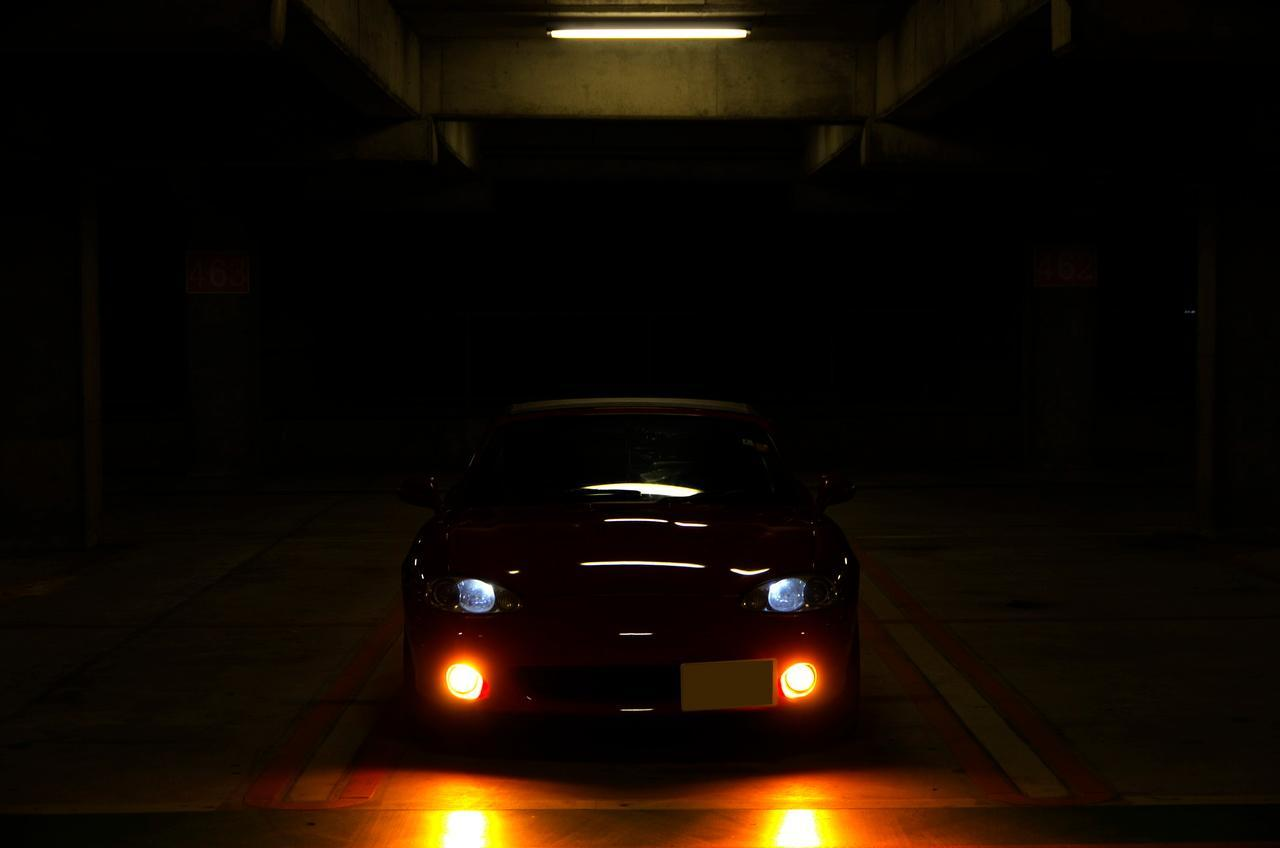 CAR MATE / カーメイト GIGA イエローパワー 2300K H1 / BD135