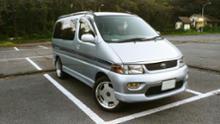 レジアスWORK EUROLINE DH SUVの単体画像