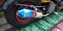 ズーマーRinparts Splendid Traiangle Sport ステンレス  Ver2 11031219の単体画像