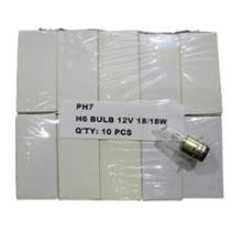 ズーマーOSRAM PH7 ヘッドライトバルブ 12v 18w/18w 36565-1の単体画像