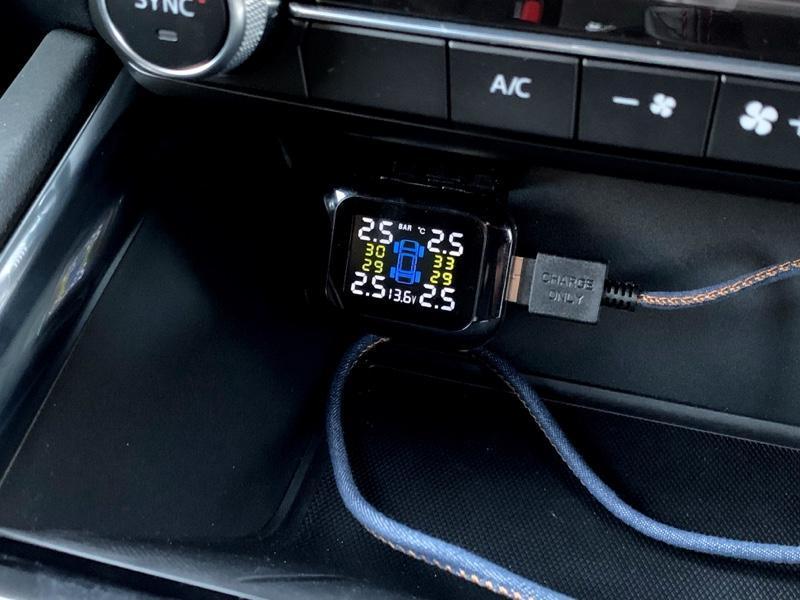 不明 TPMS 空気圧センサー