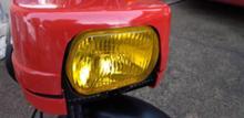 モトコンポホンダ(純正) ヘッドライト加工の単体画像