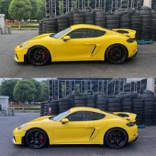 718 ケイマンYOKOHAMA ADVAN Racing GT for Porscheの全体画像