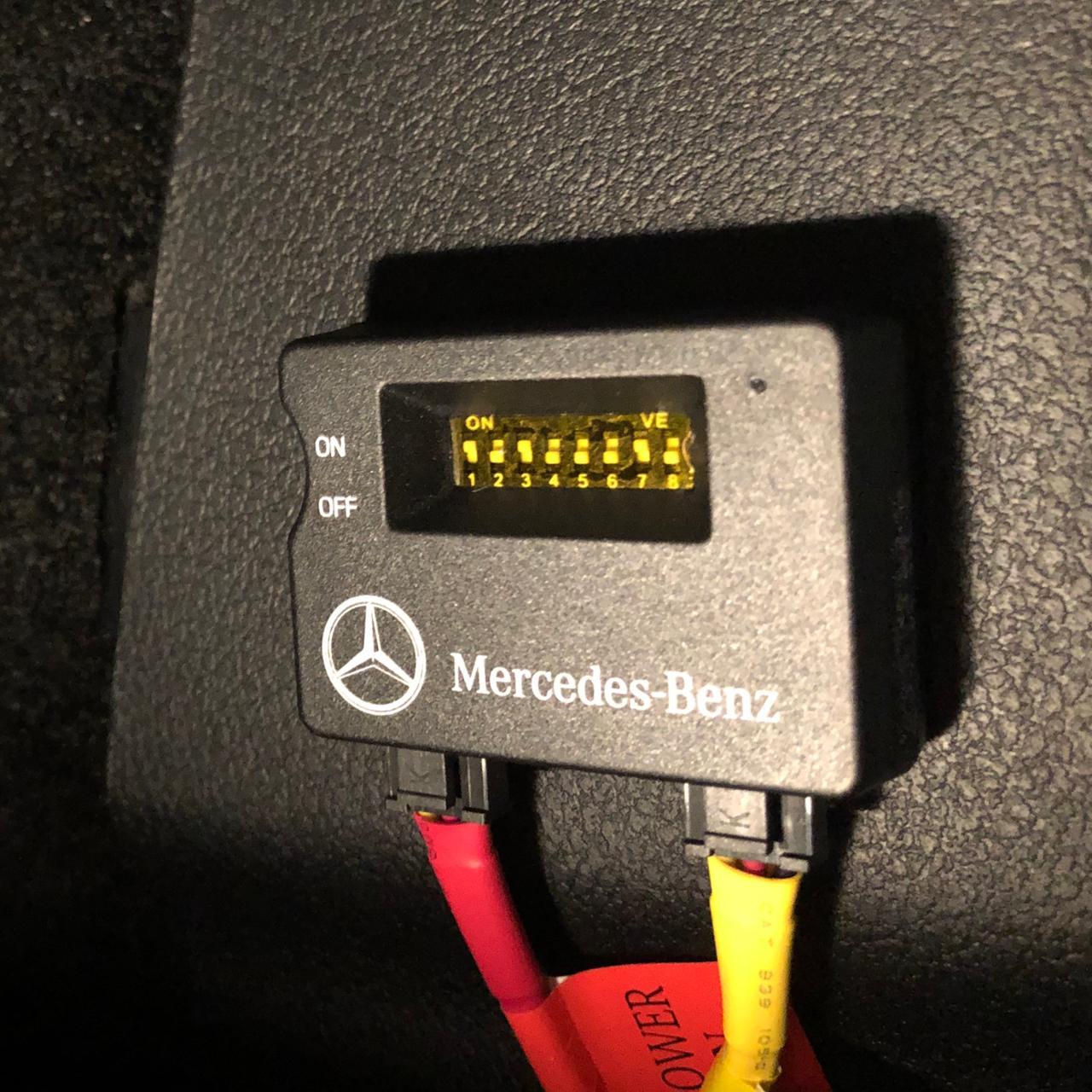 メルセデス・ベンツ(純正) 駐車監視ユニット