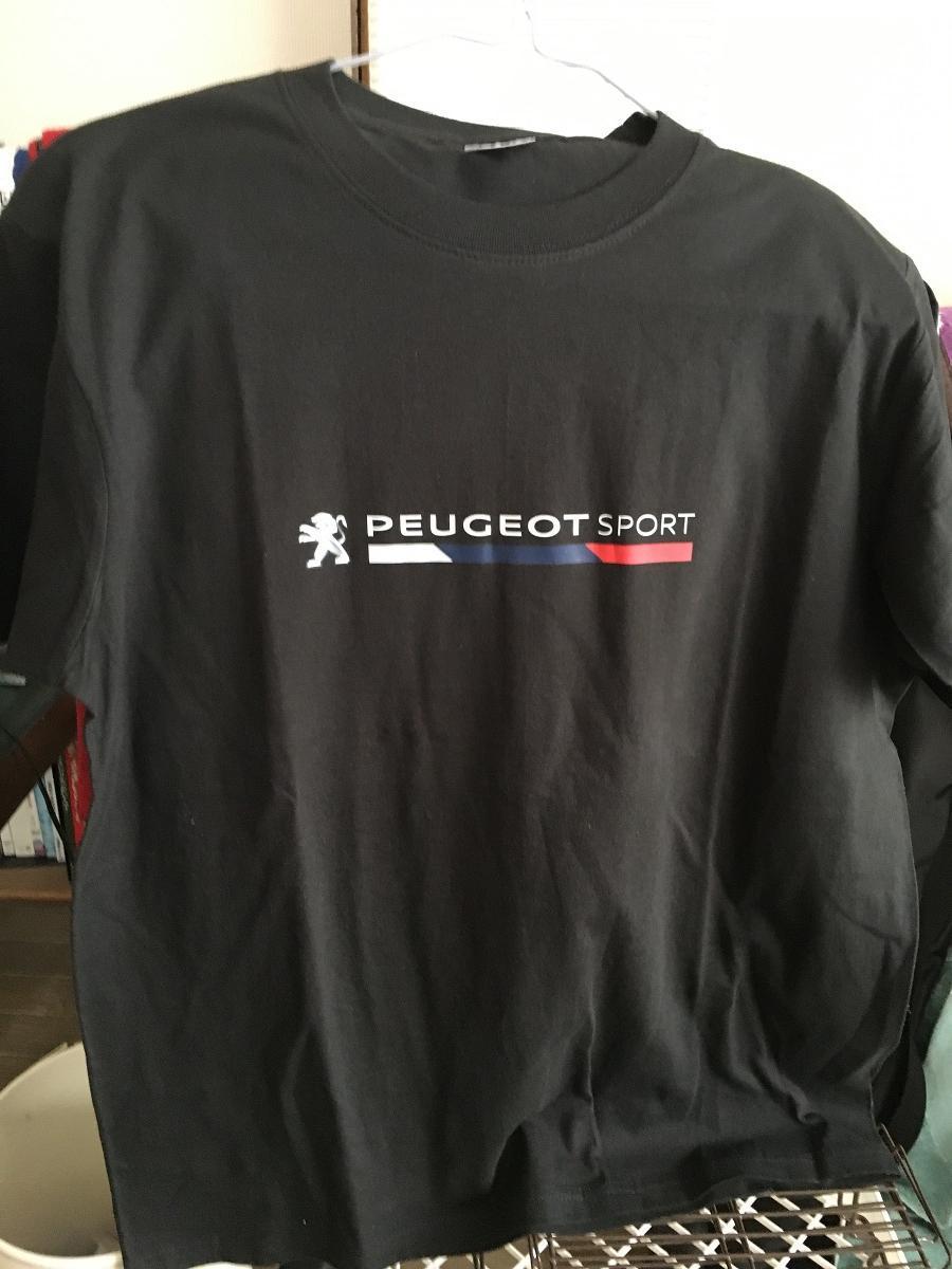 プジョー(純正) Tシャツ