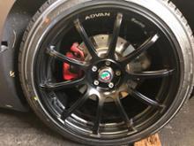 4CYOKOHAMA ADVAN Racing RSⅡの単体画像