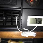 不明 デジタル温度計