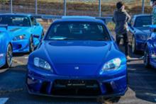S2000RFY / RACING FACTORY YAMAMOTO フロントバンパーセットの全体画像