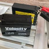 Velocity YT4B-BS GT4B-5 FT4B-5 互換 バイクバッテリー