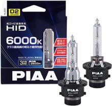 S2000PIAA PIAA HID 6000K  D2U HL601の単体画像
