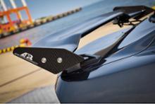 マスタング クーペAPR Performance Drag Style GTC-200 Adjustable Wingの単体画像