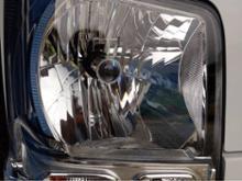 ヴォクシーG'sVELENO H4 LEDプロジェクターヘッドライト7200Lmの全体画像