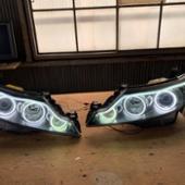 トヨタ(純正) 純正加工ヘッドライト