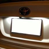 Valenti LEDライセンスランプ クールホワイト6500