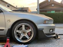 ギャランRAYS VOLK RACING GT-C FACE1の全体画像