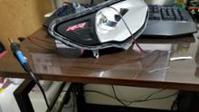 S1000RR自作 インナー塗装ヘッドライトの全体画像