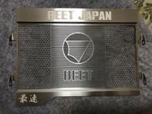 MT-07BEET JAPAN ラジエターコアガードの単体画像