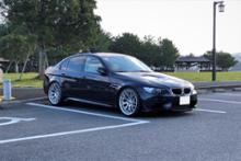 M3 セダンBMW(純正) BMW Performance ブラックキドニーグリルの全体画像