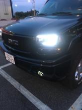 ユーコンSpyder auto Spyder projector headlightsの全体画像