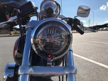 FXLR ローライダー カスタムJ.W.SPEAKER Reflector LED Headlights – Model 8620の単体画像
