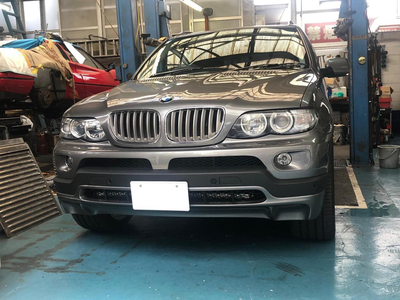BMW(純正) 4.8is用フロントバンパー