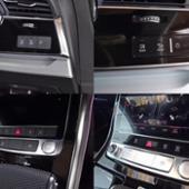 Audi純正(アウディ) デコラティブ センターコンソールトリム