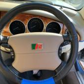 自作 🇬🇧JAGUAR  XK-R    4.2 S Final  Edision  steering cover   Part  Ⅱ