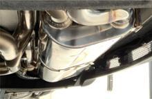 ラピードPower Craft ハイブリッドエキゾーストマフラーシステムの単体画像
