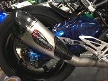 MT-10USヨシムラ Race ALPHA T Works Finish 3/4システム ステンレスの単体画像