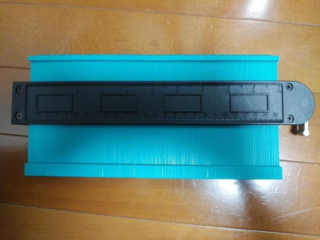 不明 型取りゲージ(250mm)