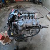 AS285 E型エンジン始動台