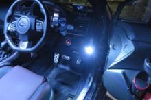 AXIS-PARTS 車種別専用LEDカーテシランプ 10000K