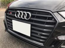 S3(セダン)Audi純正(アウディ) USフロントラジエターグリルの単体画像
