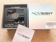 ベルランゴNOVSIGHT LEDヘッドランプ(H1)の単体画像