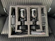ヴォクシーG'sVELENO 7200lm H4 プロジェクター LEDヘッドライトの全体画像