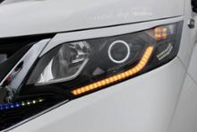 ステップワゴンスパーダホンダ(純正) ヘッドライト加工/ルナパン2号Ver4の単体画像