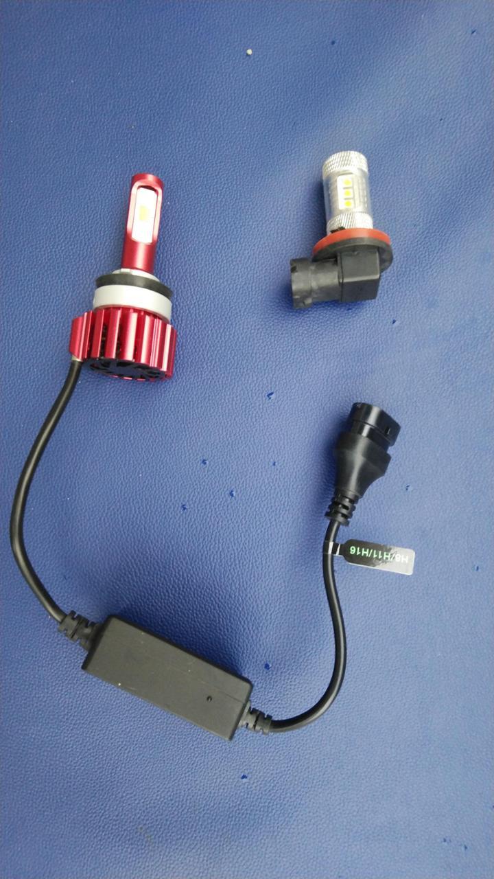 シェアスタイル LED フォグランプ TWIN PREMIUM