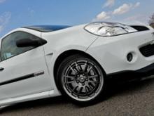クリオ ルノー・スポールSifo Clio/LuteciaⅢ専用鍛造ホイールの単体画像