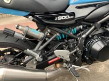 Z900RS CAFENITRON RACE Seriesの単体画像