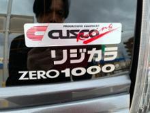 CUSCO CUSCO ステッカー