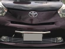 iQトヨタ(純正) フロントバンパーの単体画像