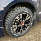 TOYO TIRES OPEN COUNTRY R/T 225/60/18 ホワイトレター