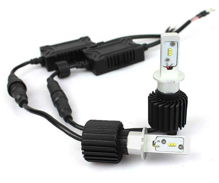 Suparee LEDヘッドライトバルブ H3