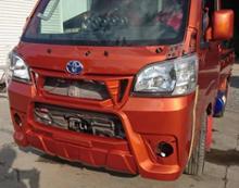 ピクシス トラックJ-Tanto 侍ピックアップエアロバンパーの単体画像