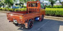 ピクシス トラック自作 ワンオフマフラー完成の単体画像