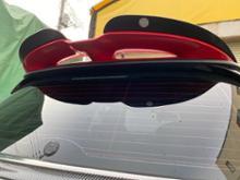 MINIMAXTON ルーフスポイラー カーボンの単体画像
